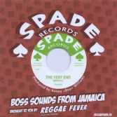 Imperials - The Very End / Hippy Boys - Carifta Special (Spade / Reggae Fever) 7""